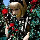 Red Roses by Marie Arneklev