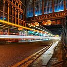 Central Station Lights 2 by Stevie B