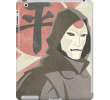 Amon's Poster iPad Case/Skin