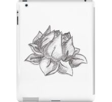 Blossoming Enlightenment iPad Case/Skin