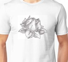 Blossoming Enlightenment Unisex T-Shirt