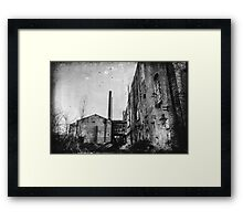 This is the way Framed Print