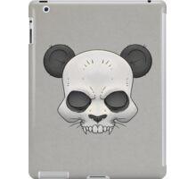 Skull Panda  iPad Case/Skin