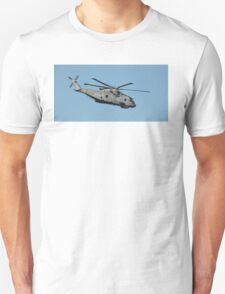 Royal Navy Merlin Helicopter. T-Shirt