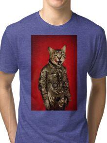 Space tastes good Tri-blend T-Shirt