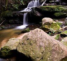 Leura Cascades by Brett Still