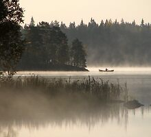 Fisherman's Morning by Petri Volanen