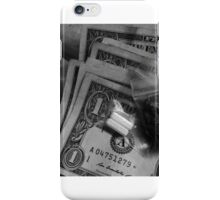 DRUG MONEY iPhone Case/Skin