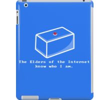 The Elders of the Internet iPad Case/Skin