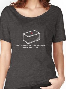 The Elders of the Internet Women's Relaxed Fit T-Shirt