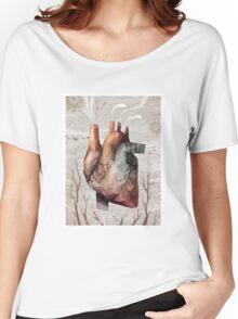 Heart 15 Women's Relaxed Fit T-Shirt