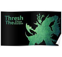 Thresh Chain The Warden Poster