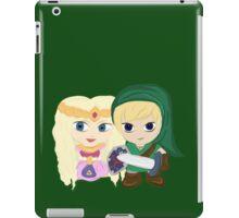 Link & Zelda Valentines: Missing Link iPad Case/Skin