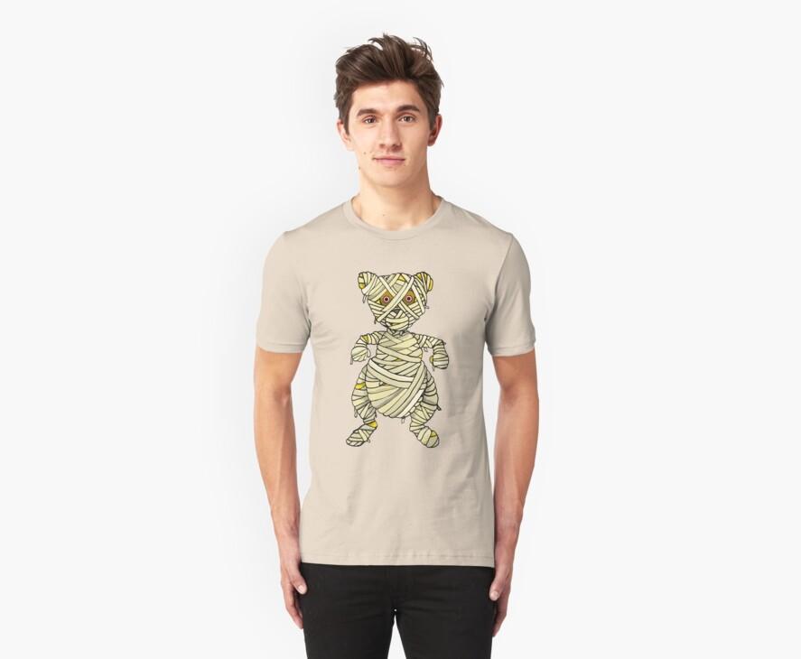 Giant Mummy Bear by Malkman