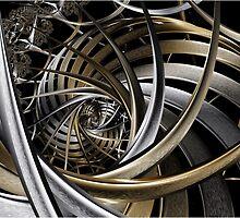 Iron Helix by Ross Hilbert