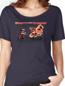 Super Smash Fighter Women's Relaxed Fit T-Shirt
