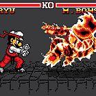 Super Smash Fighter by MEKAZOO