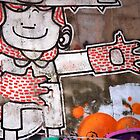Graffiti around Melbourne by Rosina  Lamberti