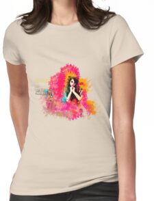 rag doll II Womens Fitted T-Shirt