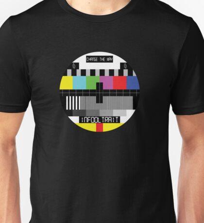 TV Test Card T-Shirt