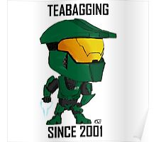 TEABAGGING SINCE 2001 Poster