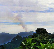 Puff, The Magic Volcano II by Al Bourassa