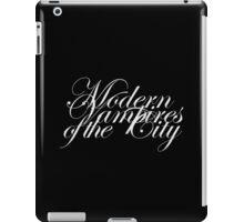 Modern Vampires of the City iPad Case/Skin