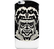 The Striped Man iPhone Case/Skin