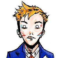 Gerard Way Hesitant Alien. by KjOutcast