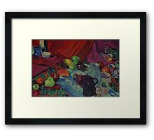 The Twelve Sent Out Framed Print