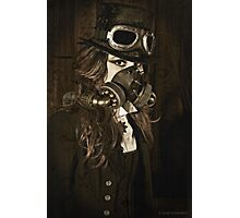 Steam Punk II Old Photographic Print