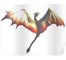Vermithrax! Poster