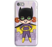 Li'l Batgirl iPhone Case/Skin
