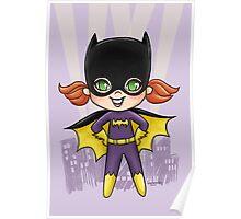 Li'l Batgirl Poster