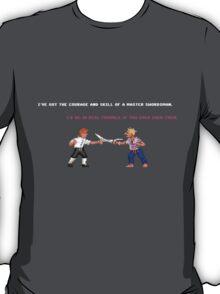 Guybrush - Insult Swordfighting T-Shirt