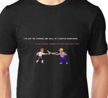 Guybrush - Insult Swordfighting Unisex T-Shirt