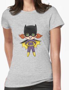 Li'l Batgirl Womens Fitted T-Shirt