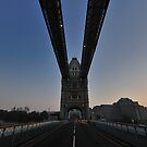 Tower Bridge - Wide by Lea Valley Photographic