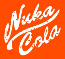 Nuka Cola Grunge by Curtis Agnew