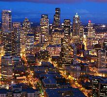 Seattle by Lee Fone