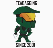TEABAGGING SINCE 2001 by MrFinlayW