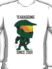 TEABAGGING SINCE 2001 T-Shirt