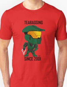 TEABAGGING SINCE 2001 T-Shirt