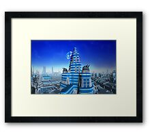 Party Headquarters Framed Print