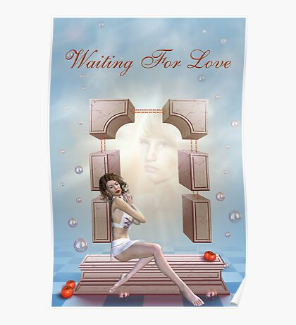 Waiting For Love Poster