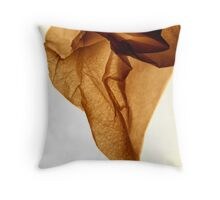 The Man In The Tophat Throw Pillow