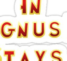 Cygnus X-1 Sticker
