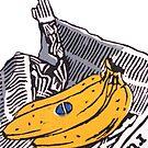 Bananas by John Grundeken