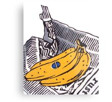 Bananas Metal Print