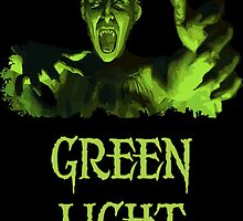 GREEN LIGHT! ..you really shouldn't have blinked... by greyhand